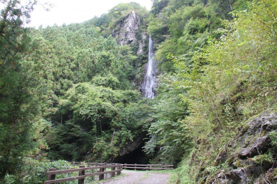 権現の滝|愛媛のスポット・体験|愛媛県の公式観光サイト【いよ観ネット】