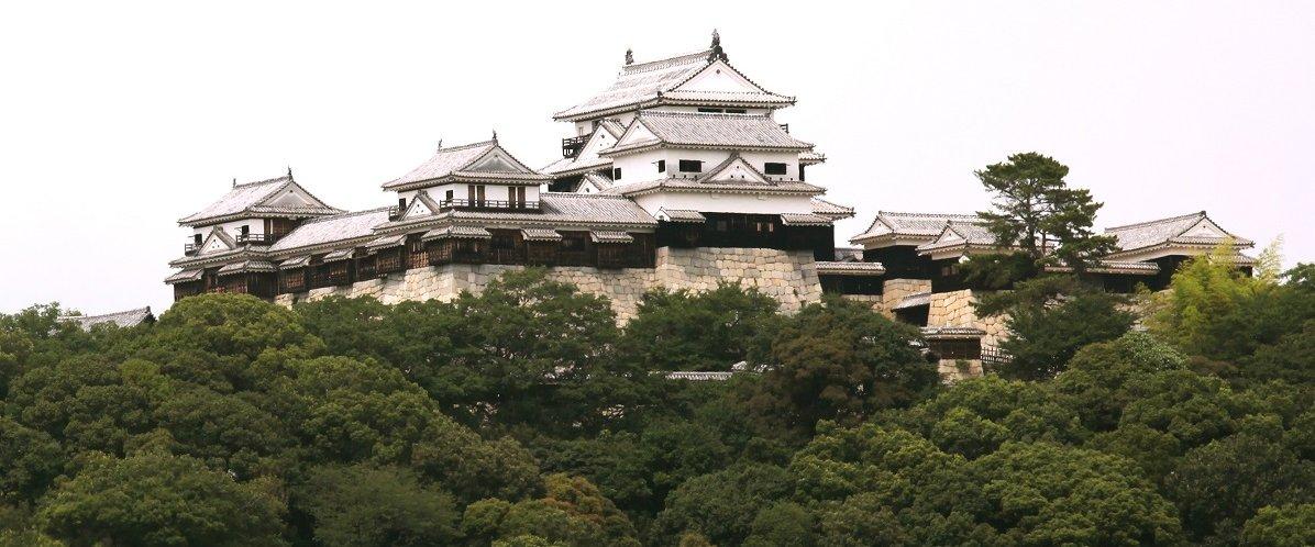 松山城ってどんなお城?|えひめの名城 歴史だけじゃない、名城めぐり ...